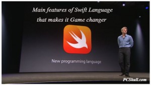 Main features of Swift Language