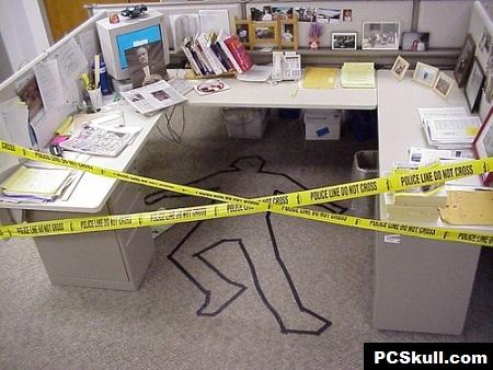 Bilderesultat for april fools office pranks